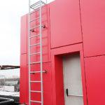 П1-1 Вертикальная пожарная лестница