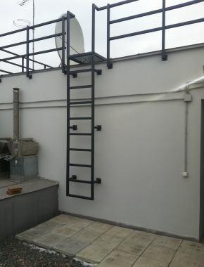 Пожарная лестница П 1.1