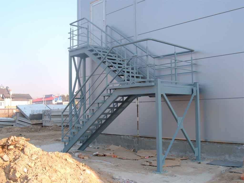лестница п 2 для эвакуации