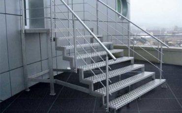 купить металлическую лестницу