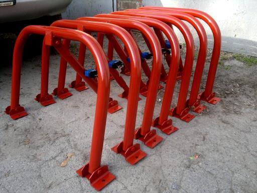 колесоотбойники для парковки