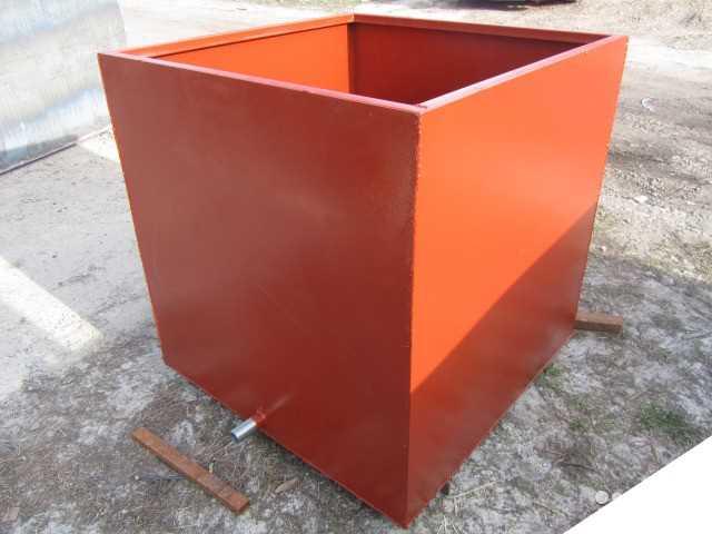 металлические емкости производство