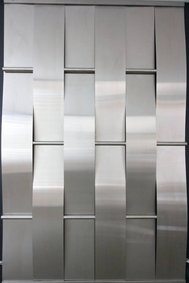Панель нержавеющая сталь