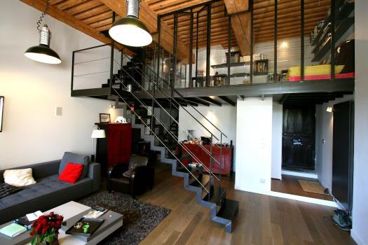 лестница для антресоли