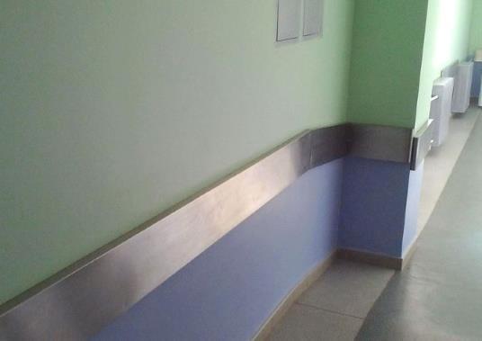 отбойник для стен в офисе